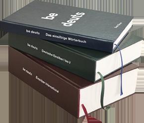 be deuts Komplettausgabe (3 Bänder)